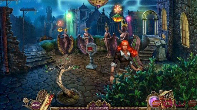 Shrouded Tales: The Spellbound Land Collectors Edition