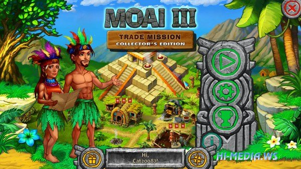 Moai 3: Trade Mission Collectors Edition