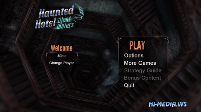 Haunted Hotel 12: Silent Waters [BETA]