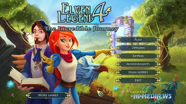 Elven Legend 4: The Incredible Journey Platinum Edition (2017)