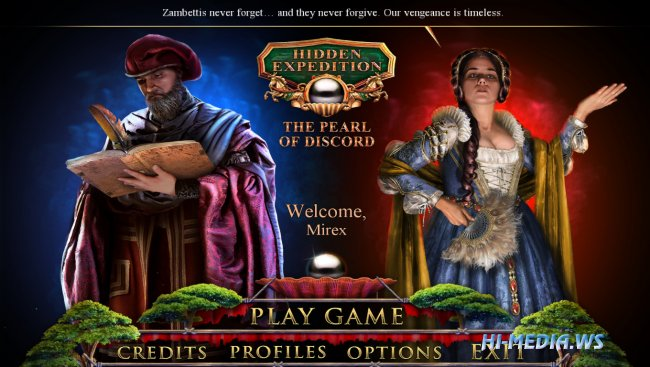 Hidden Expedition 14: The Pearl of Dischord [BETA]