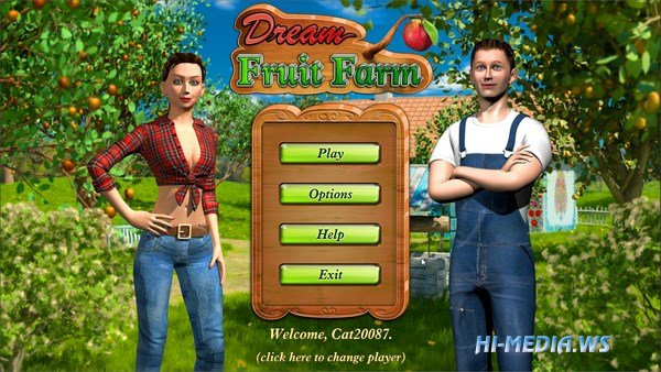 Dream Fruit Farm (2017)