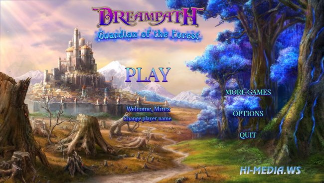 Dreampath 3: Guardian of the Forest [BETA]