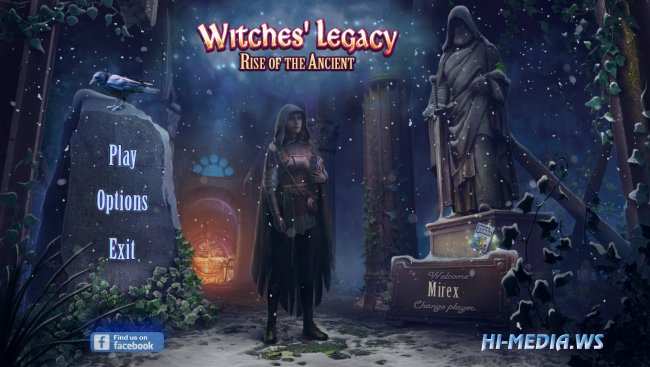 Witches Legacy 11: Rise of the Ancient [BETA]