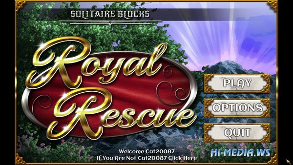Solitaire Blocks: Royal Rescue (2017)