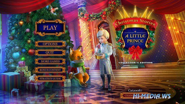 Christmas Stories 6: A Little Prince Collectors Edition (2017)