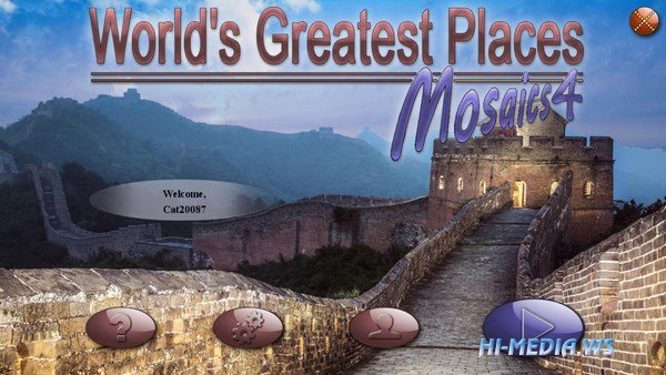 Worlds Greatest Places: Mosaics 4 (2018)