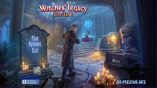 Witches Legacy 12: Secret Enemy [BETA]