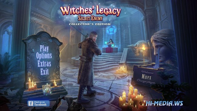 Witches Legacy 12: Secret Enemy Collectors Edition