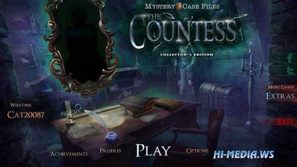 Mystery Case Files 18: The Countess Collectors Edition (2018)