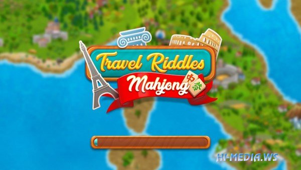 Travel Riddles Mahjong (2018)