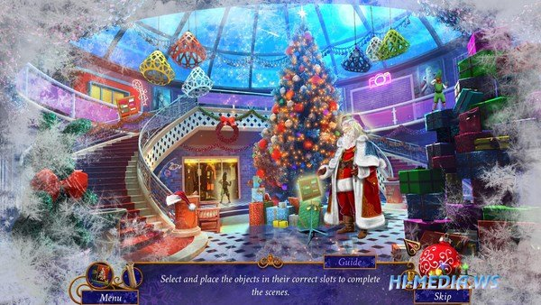 Yuletide Legends 3: Who Framed Santa Claus Collectors Edition (2018)