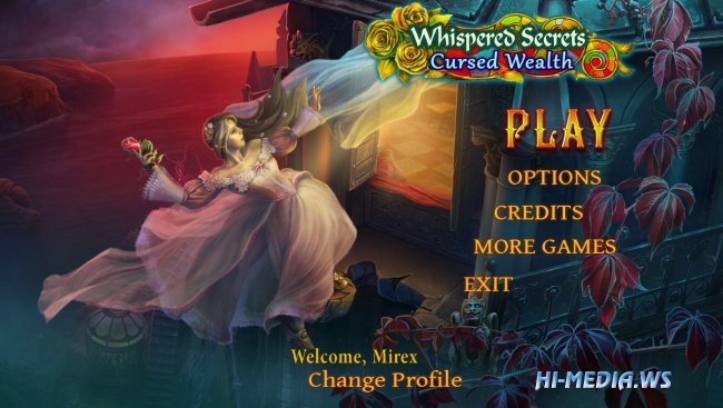 Whispered Secrets 9: Cursed Wealth [BETA]