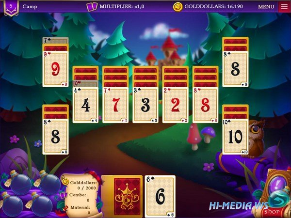 Wizard's Quest: Solitaire (2018)
