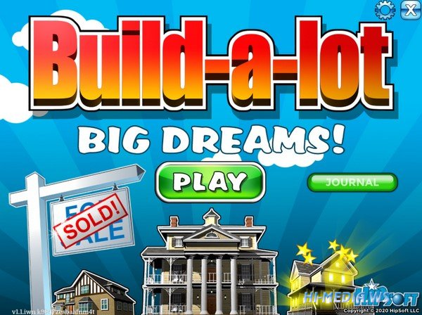 Build-a-lot 11: Big Dreams (2020)