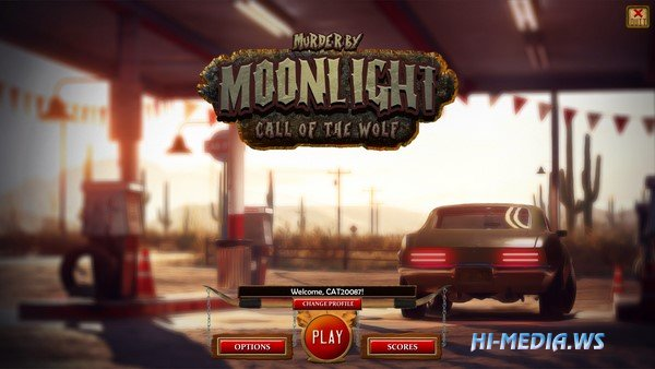 Murder by Moonlight: Call of the Wolf (2020)