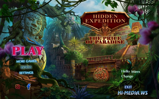 Hidden Expedition 19: The Price of Paradise [BETA]