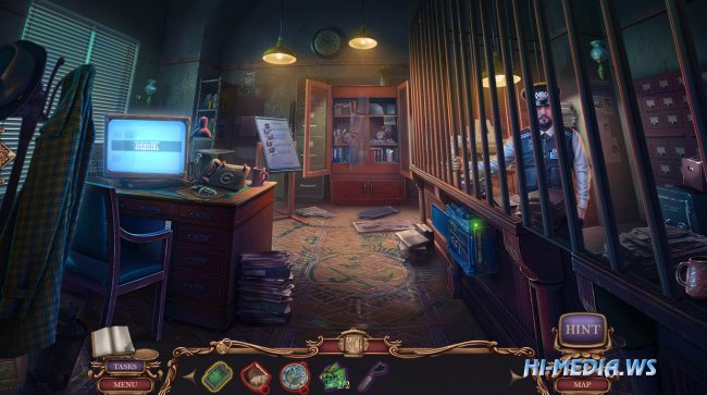 Mystery Case Files 21: The Harbinger Collectors Edition