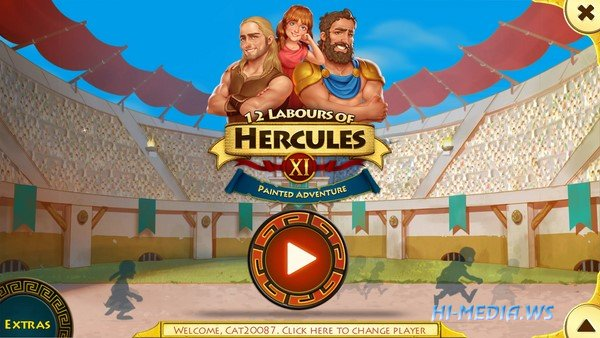 12 Labours of Hercules XI: Painted Adventure Collector's Edition (2020)